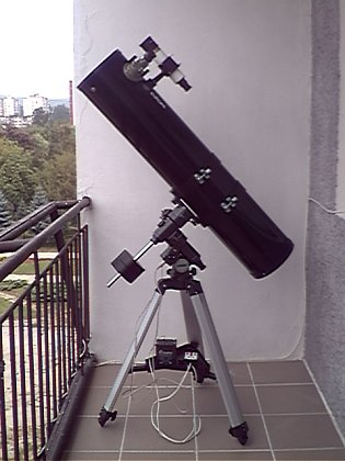 K3's Equipment - Telescopes